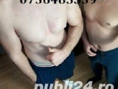 Sex Bucuresti: doi barbati virili seriosi si discreti