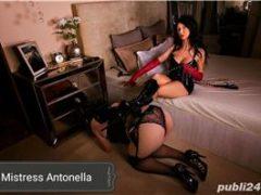 Sex Bucuresti: Mistress Antonella